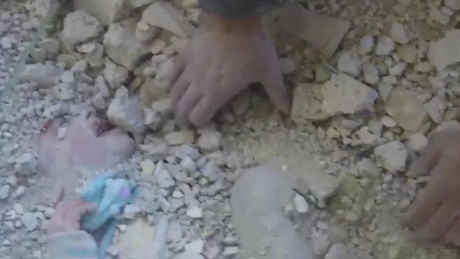 Credit: Syria Civil Defence