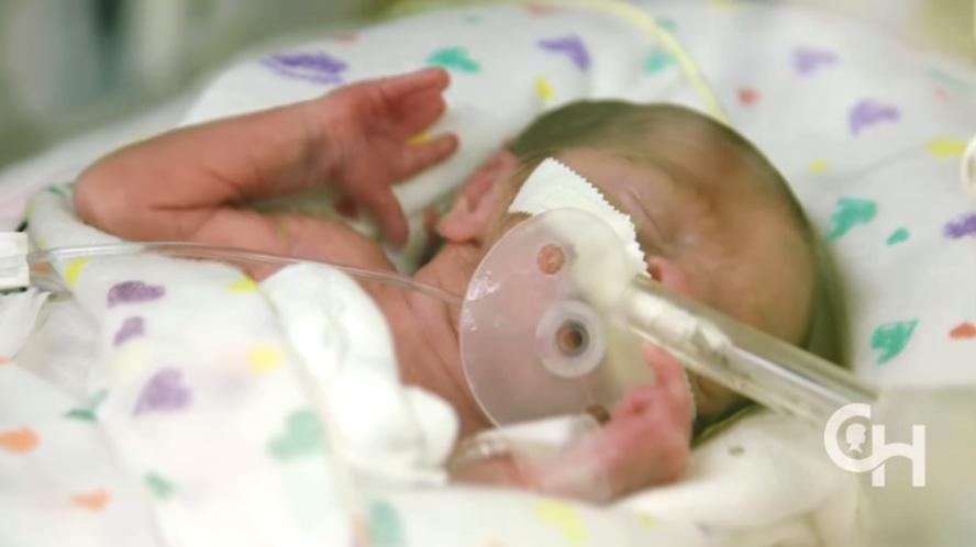 Photo credit: Children's Hospital of Philadelphia/YouTube