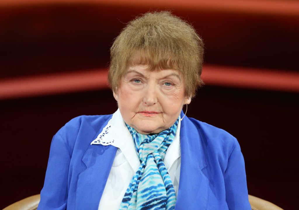 Eva Mozes Kor (Photo by Müller-Stauffenberg/ullstein bild via Getty Images)