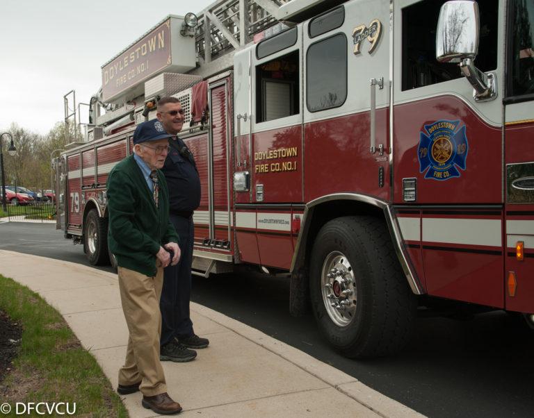 Photo credit: Doylestown Fire Company