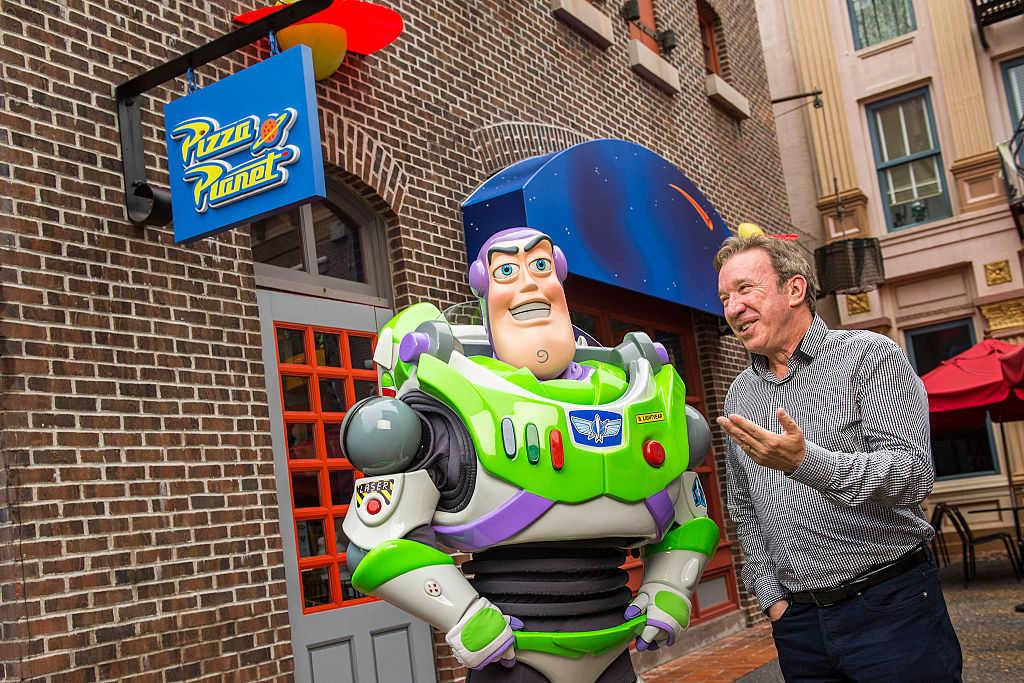 Actor Tim Allen (Matt Stroshane/Disney Parks via Getty Images)