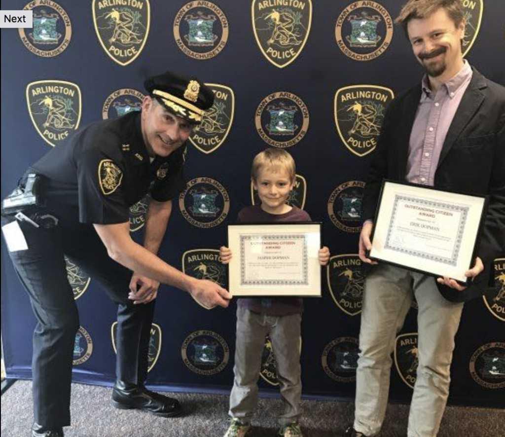 Arlington Police Department/Facebook
