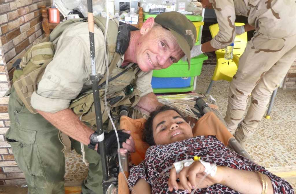 Photo credit: Dave Eubank/Free Burma Rangers