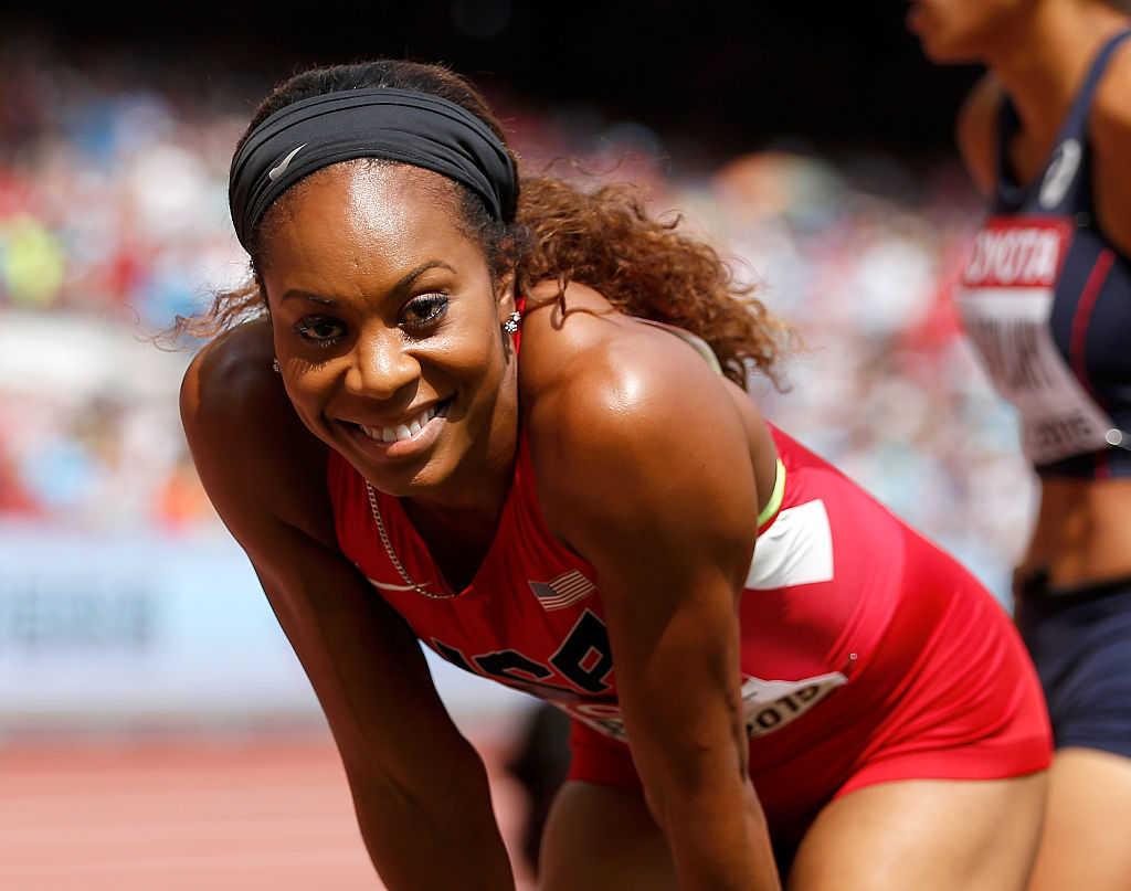 Sanya Richards-Ross (Christian Petersen/Getty Images for IAAF)
