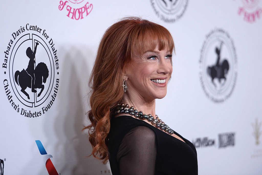 Actress and comedian Kathy Griffin (Matt Winkelmeyer/Getty Images)