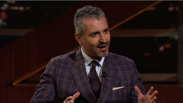 Photo credit: Real Time with Bill Maher/YouTube