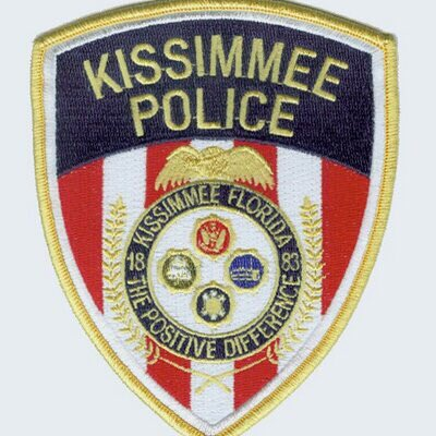 Photo Credit: Kissimmee Police/Twitter