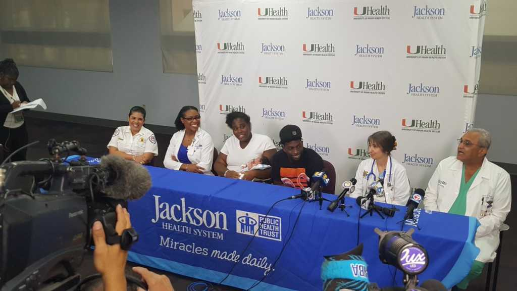 Photo: Jackson Health System via Twitter