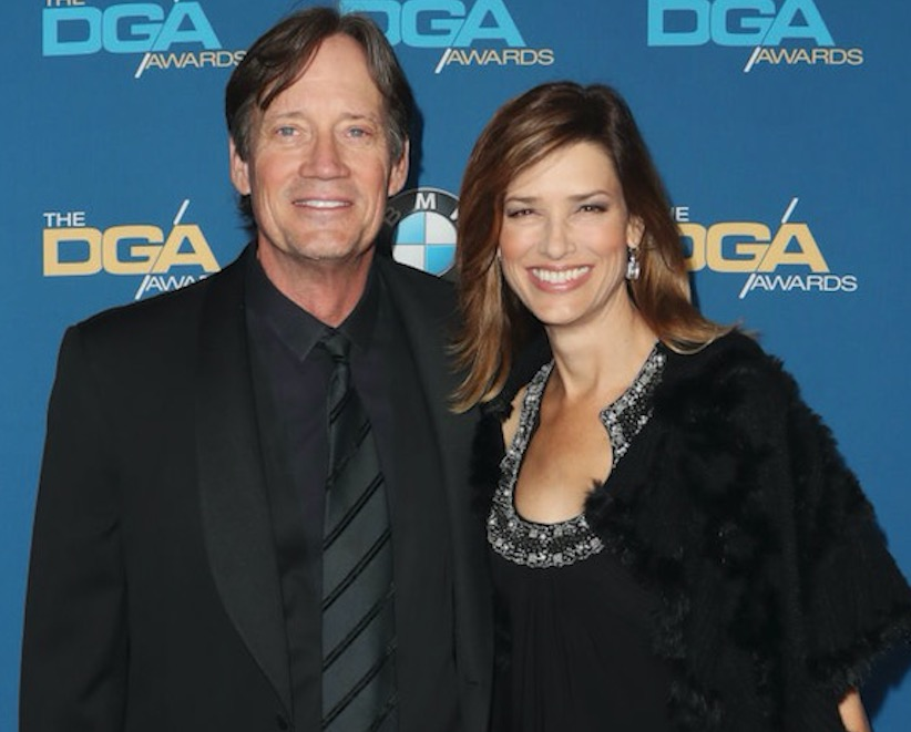 Actor Kevin Sorbo (L) and Sam Sorbo (Frederick M. Brown/Getty Images)