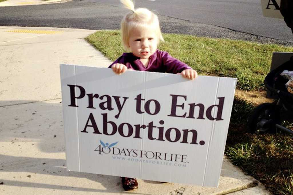 40 Days for Life/Facebook