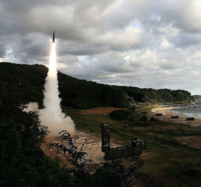 Photo Credit: South Korean Defense Ministry via Getty Images