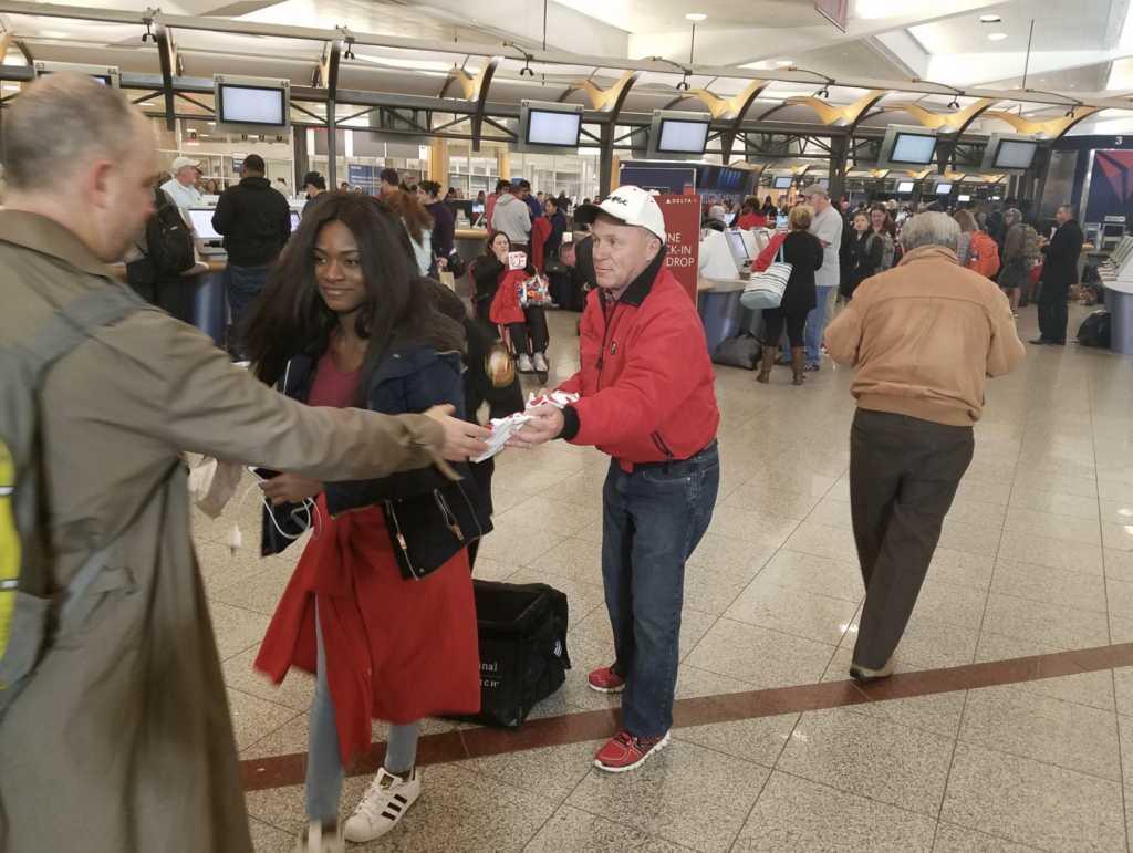 Image source: Atlanta Airport/Twitter
