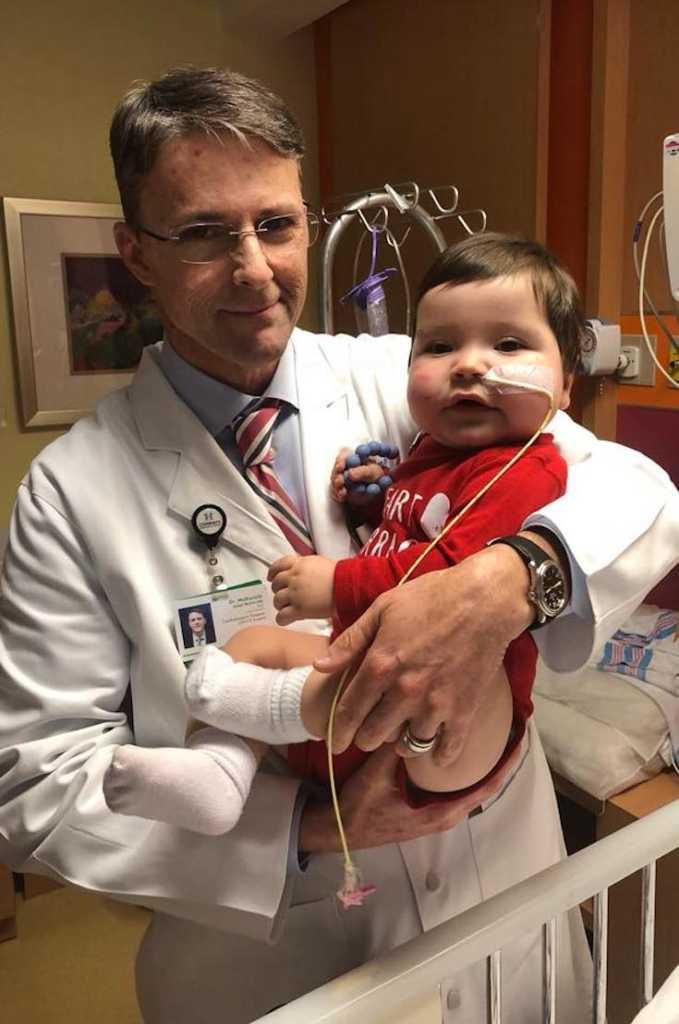 Photo: Children's Healthcare of Atlanta via Facebook