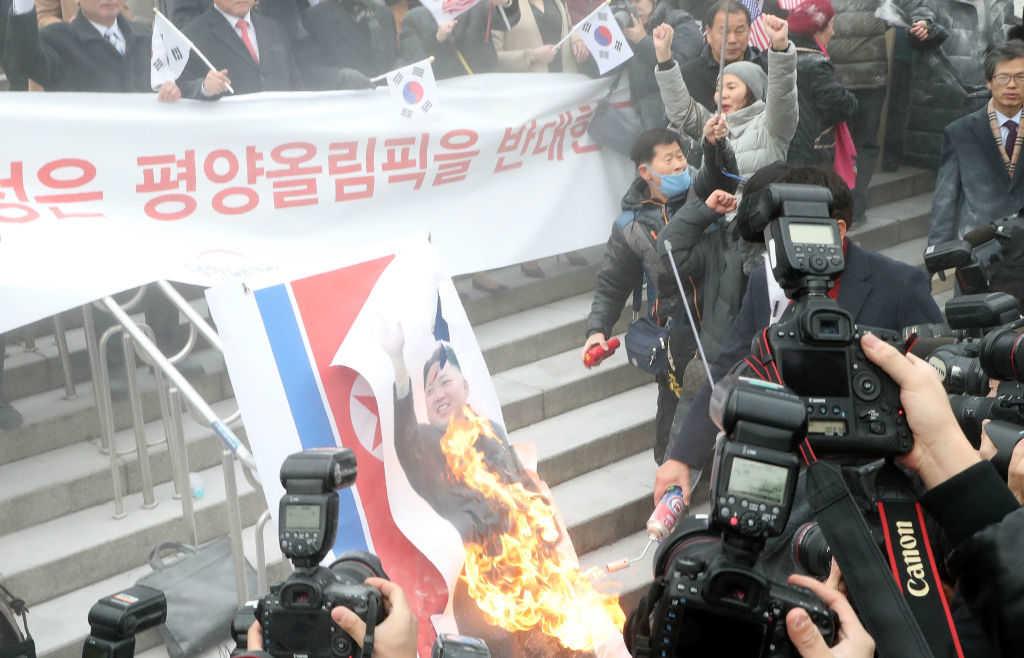 Kim Jae-Myeong/Donga Daily via Getty Images