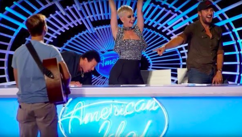 Image source: YouTube/American Idol