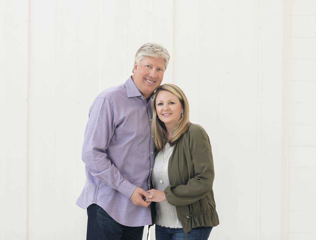 Pastor Robert Morris and his wife Debbie. Image source: Facebook/Gateway Church