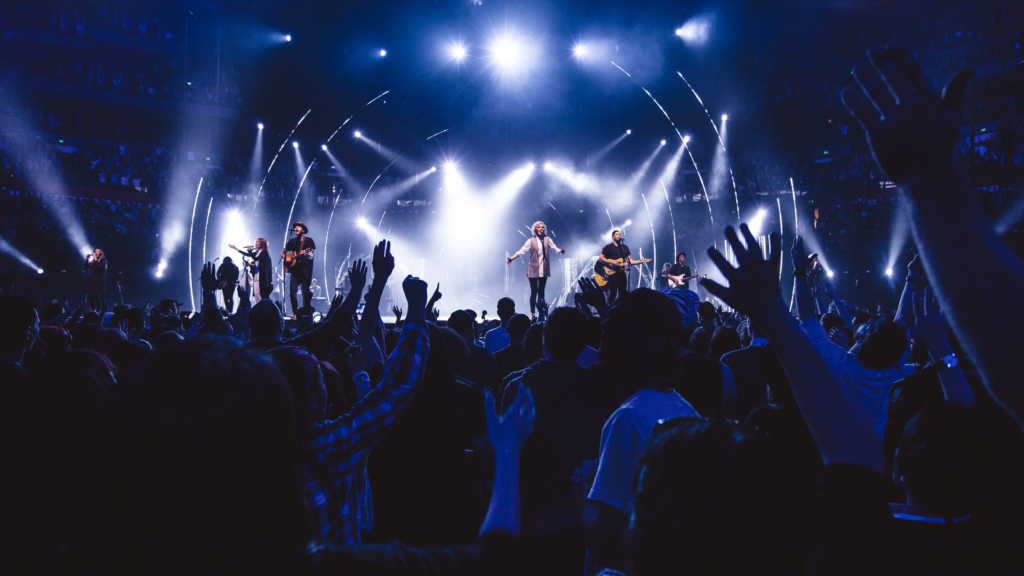 Photo credit: Hillsong Worship