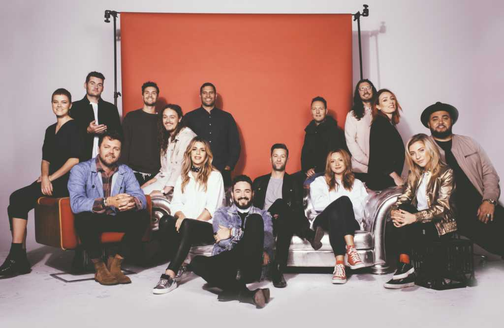 Photo: Hillsong Worship