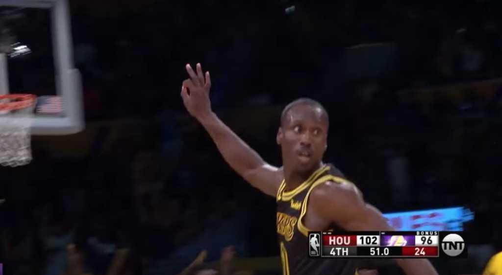 Screenshot: YouTube / Lakers Top 10