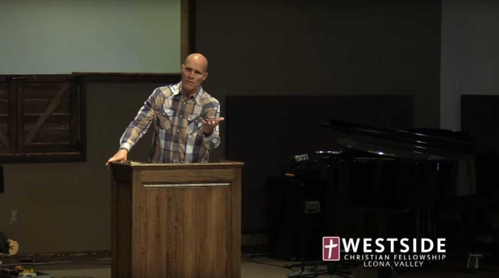 Image source: YouTube/Westside Christian Fellowship