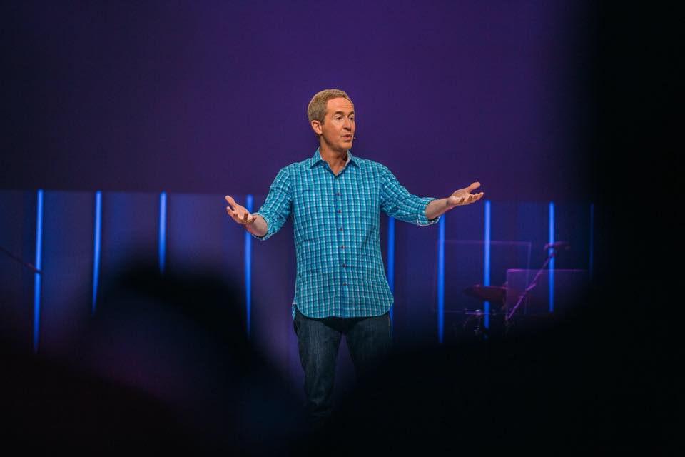 Image source: North Point Community Church / Andy Stanley