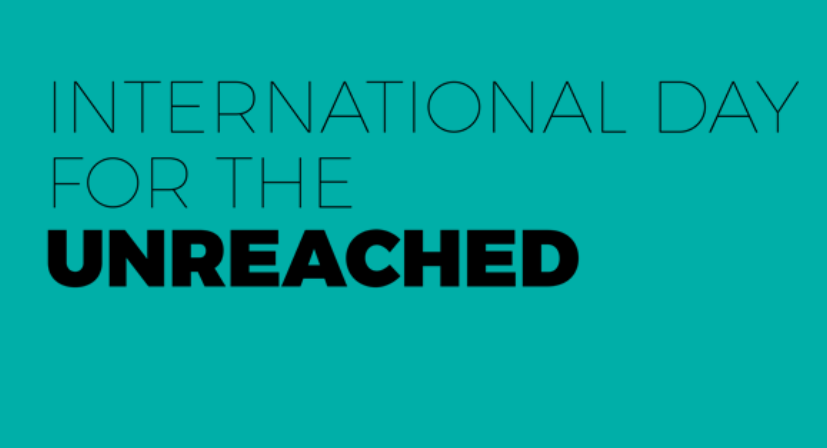 Image source: Facebook / International Day For The Unreached