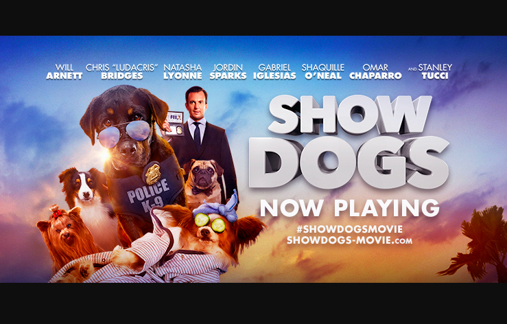 Image source: Show Dogs Movie/Facebook