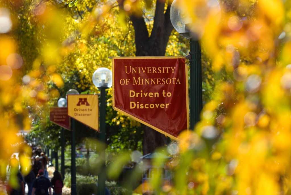 University of Minnesota/Facebook
