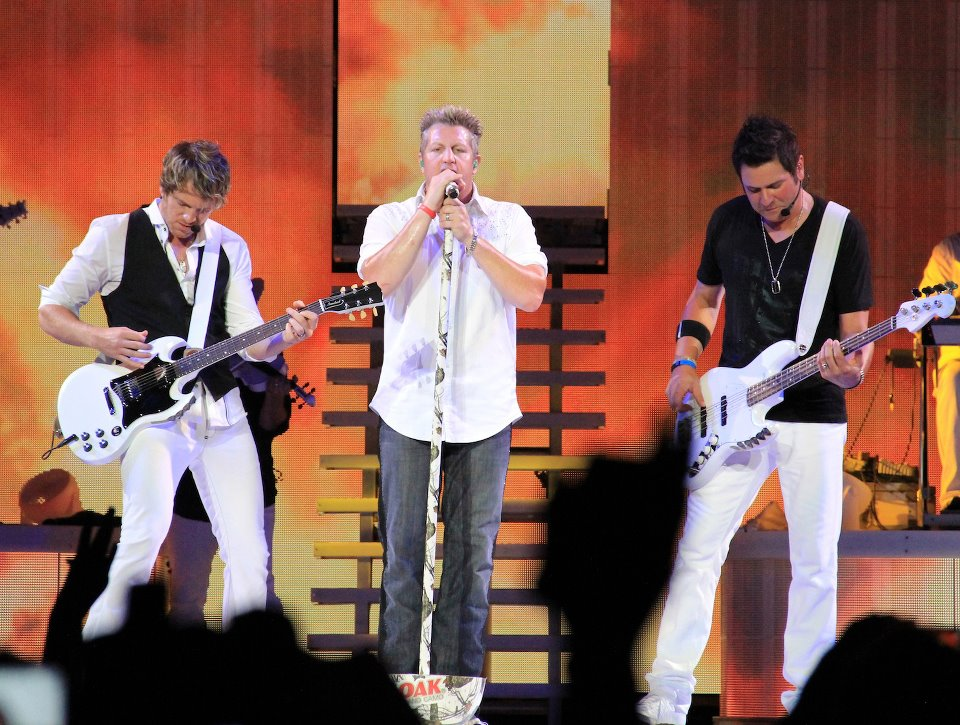 Photo: Facebook / Rascal Flatts