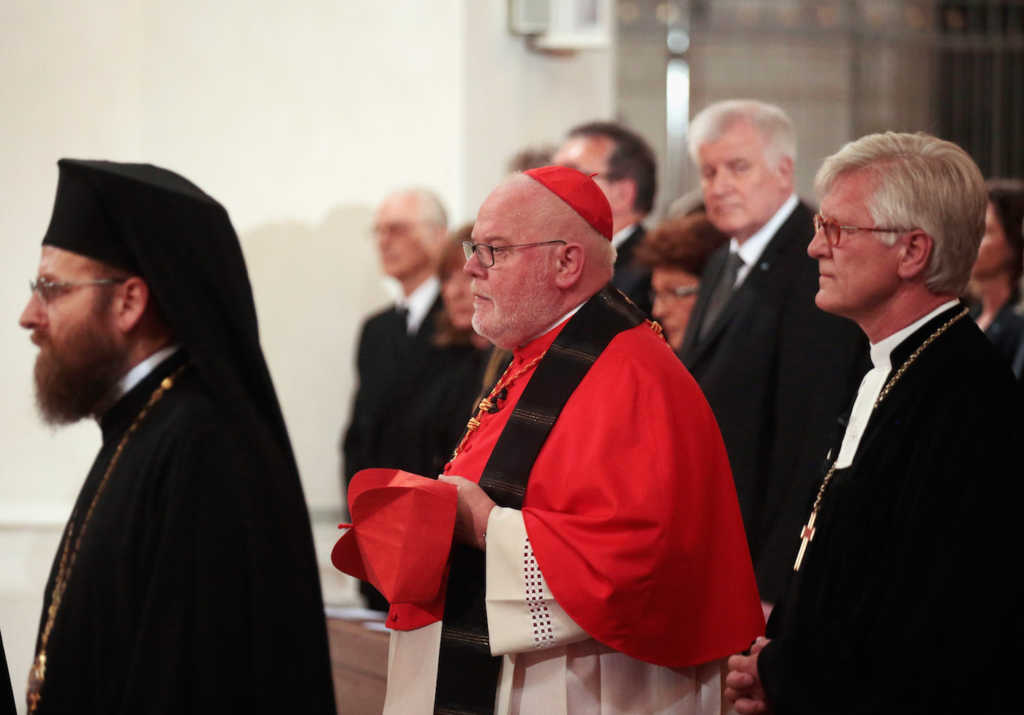 German Cardinal Reinhard Marx (Photo by Johannes Simon/Getty Images)