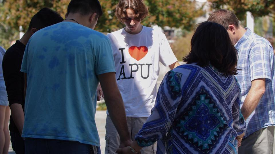 Image credit: Azusa Pacific University/Facebook