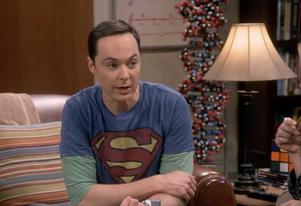 Image credit: Big Bang Theory/YouTube