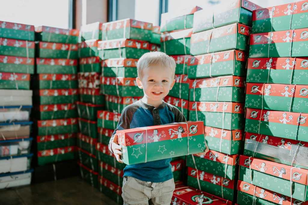 Image credit: Operation Christmas Child/Facebook