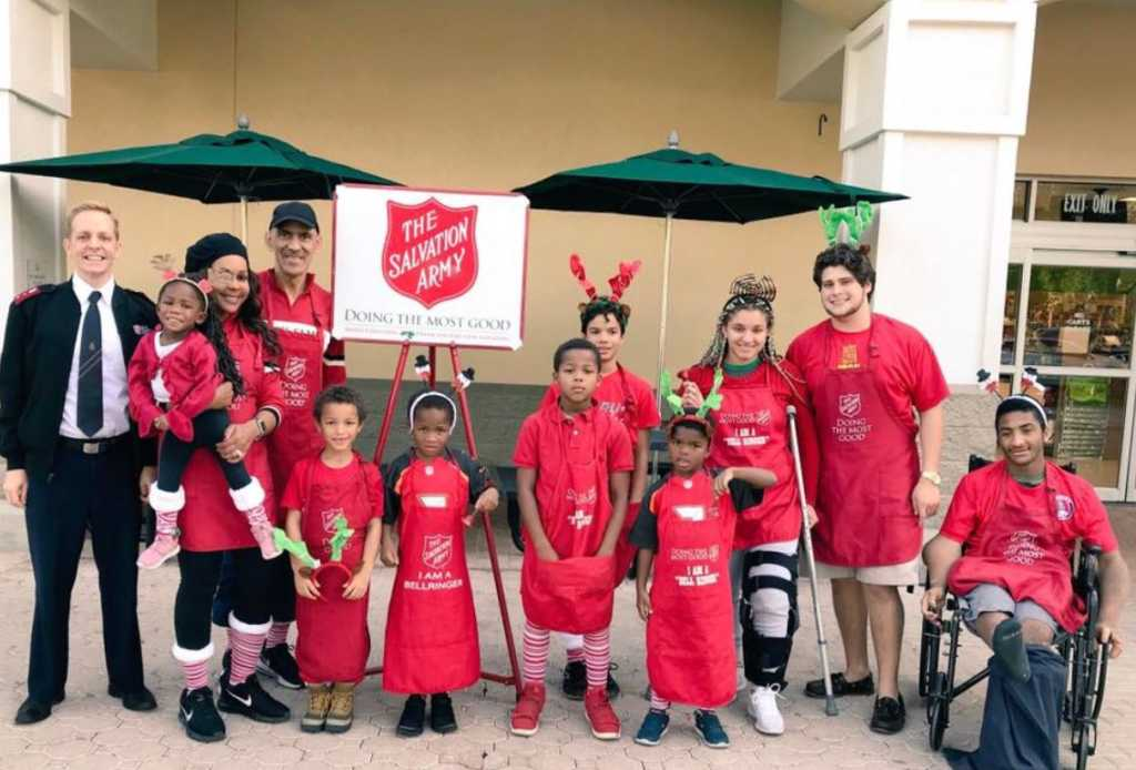 Imgae source: Facebook/The Salvation Army, Tampa Bay