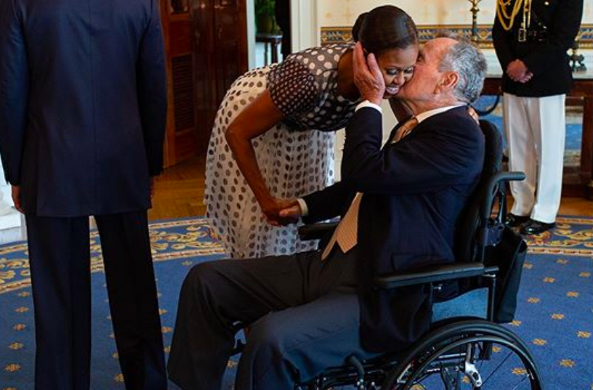 Image source: Michelle Obama via Instagram