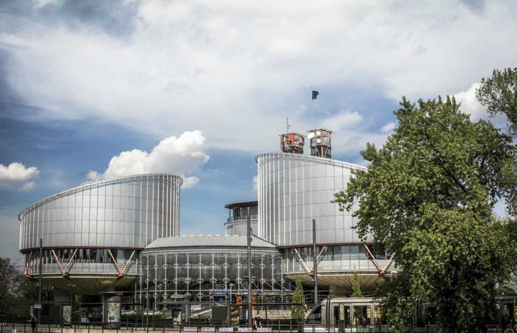 European Court of Human Rights. Credit: Facebook/Council of Europe