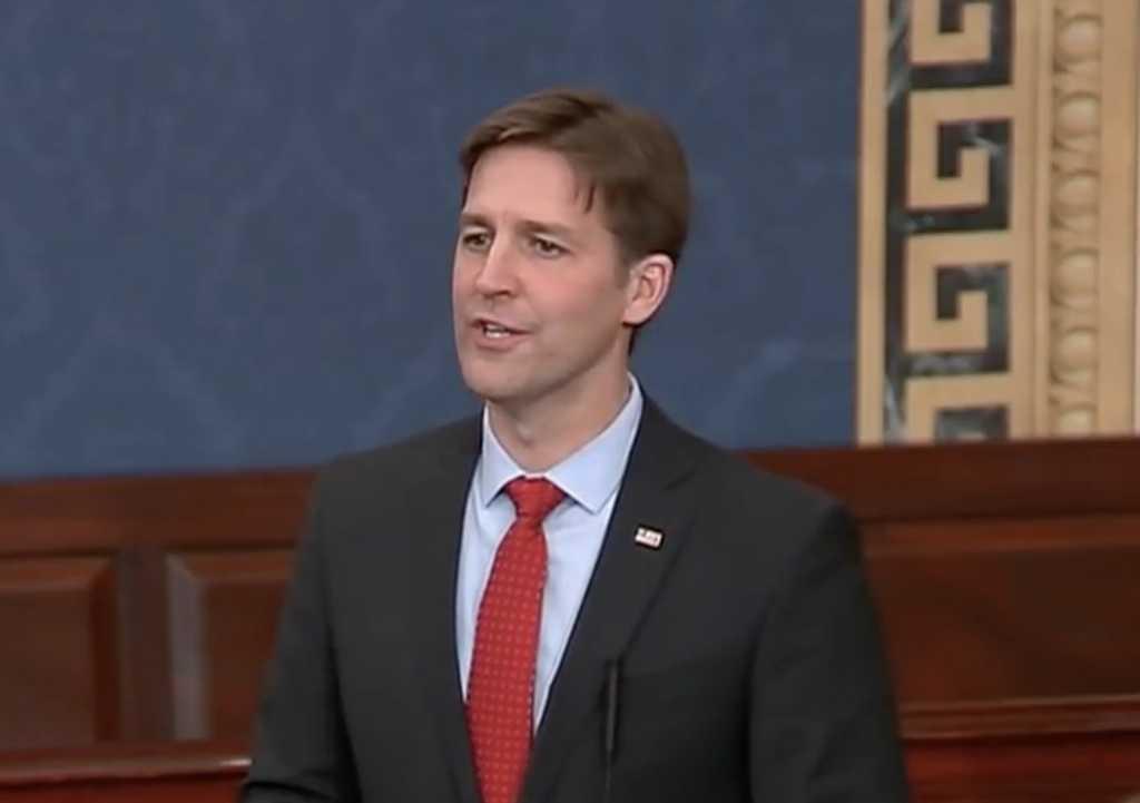 Image credit: Senator Ben Sasse/YouTube