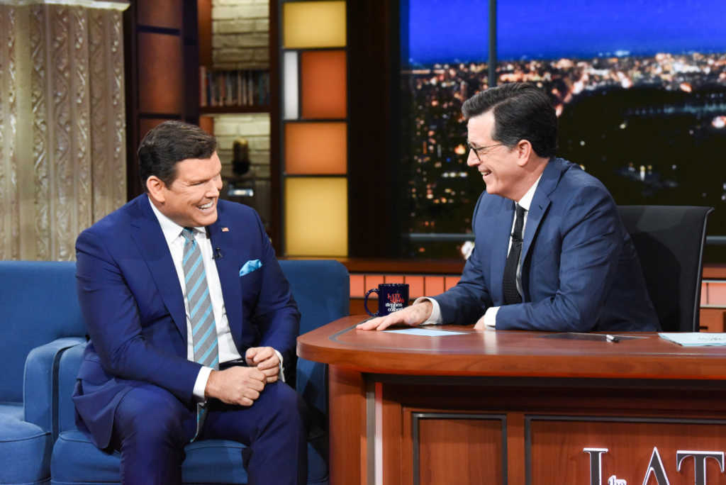 "Photo provided by ""The Late Show with Stephen Colbert"""