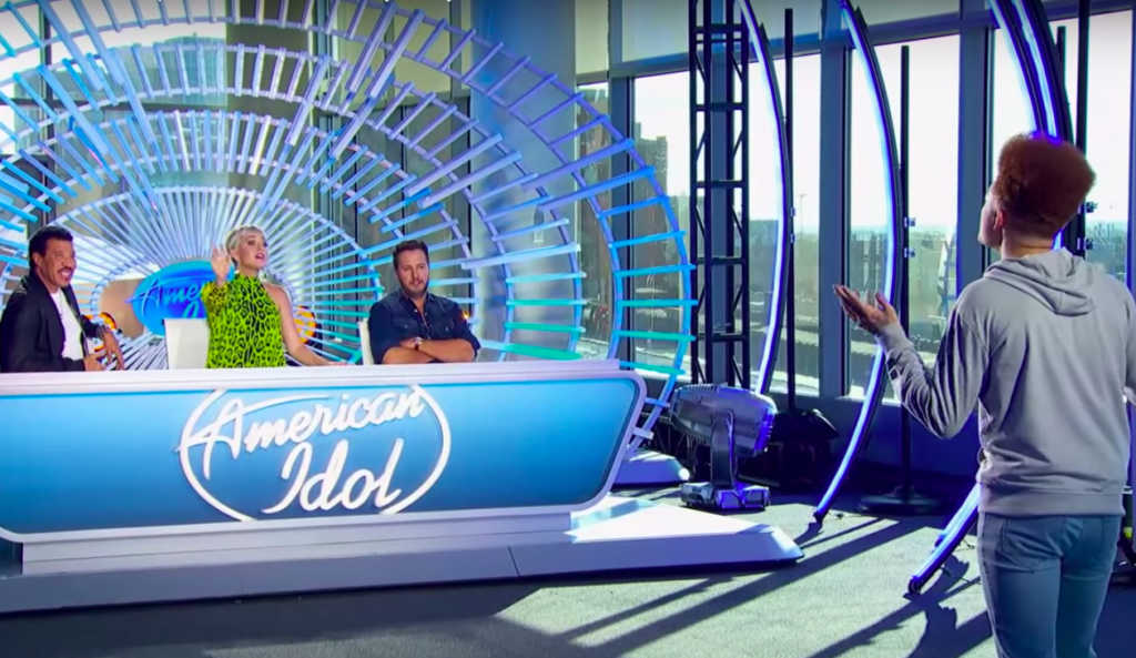 Image source: American Idol via YouTube