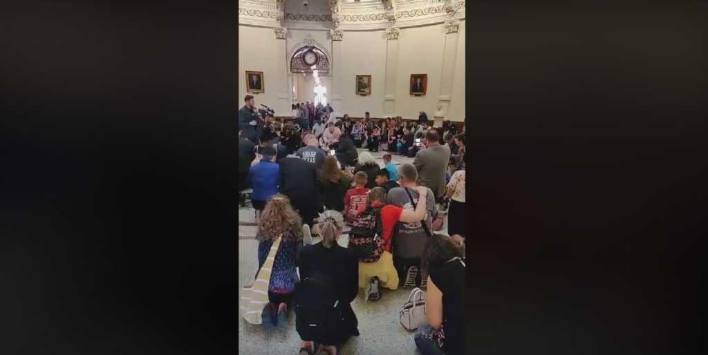 Image source: Facebook/Abolish Abortion Texas
