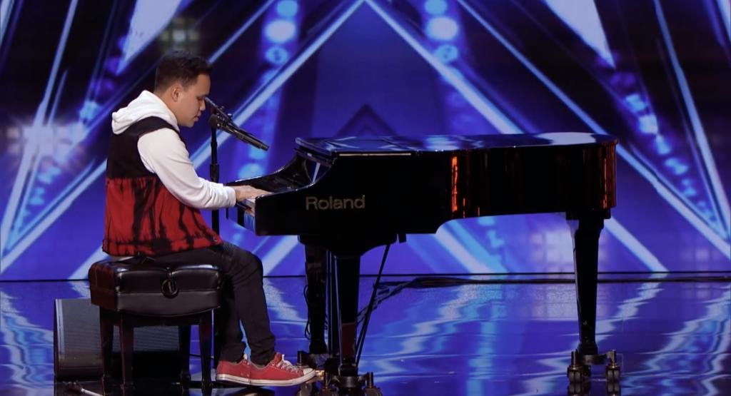 Image credit: America's Got Talent/YouTube