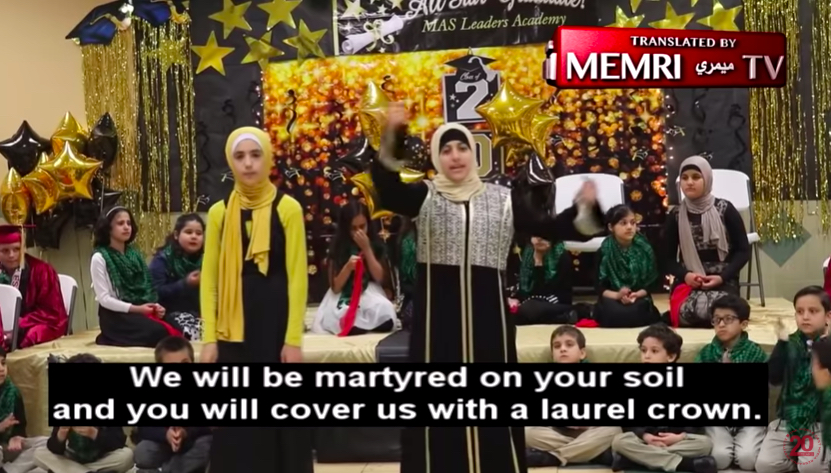 Image source: MEMRI TV Videos via YouTube