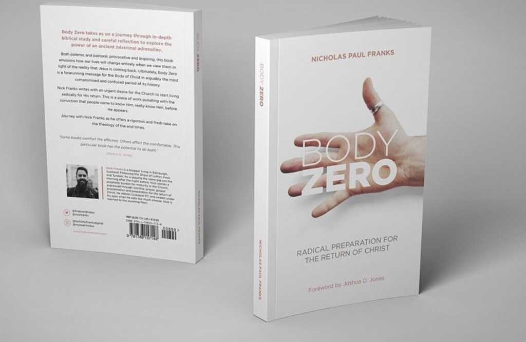 Body Zero Book