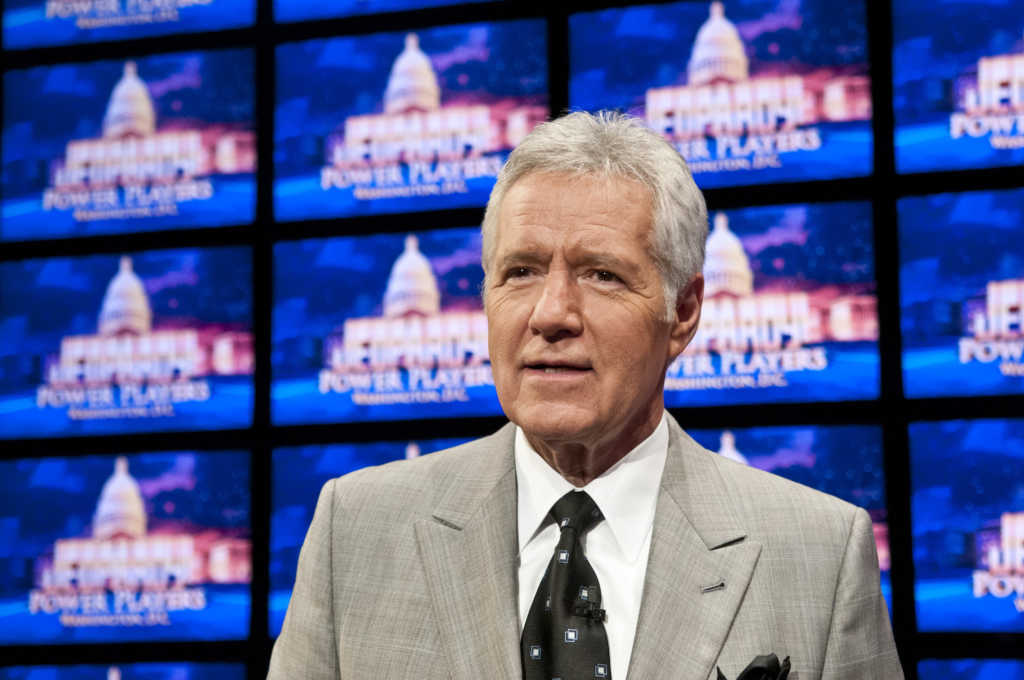 Jeopardy host Alex Trebek 'on the mend,' done with chemotherapy for cancer