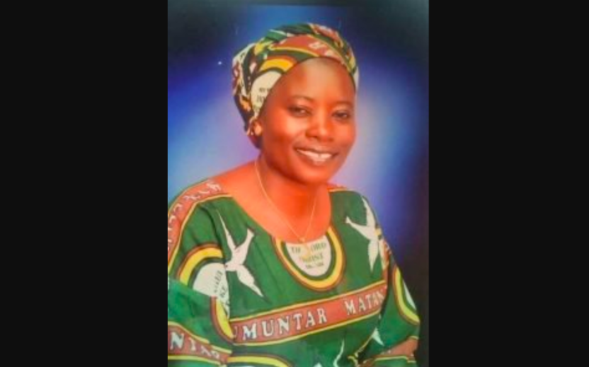 Esther Ishaku Katung (Image source: Morning Star News)