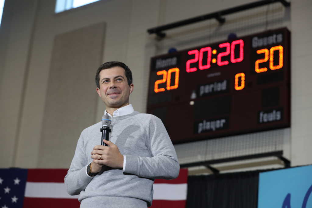 Pete Buttigieg bows to pressure, explains his old consulting job