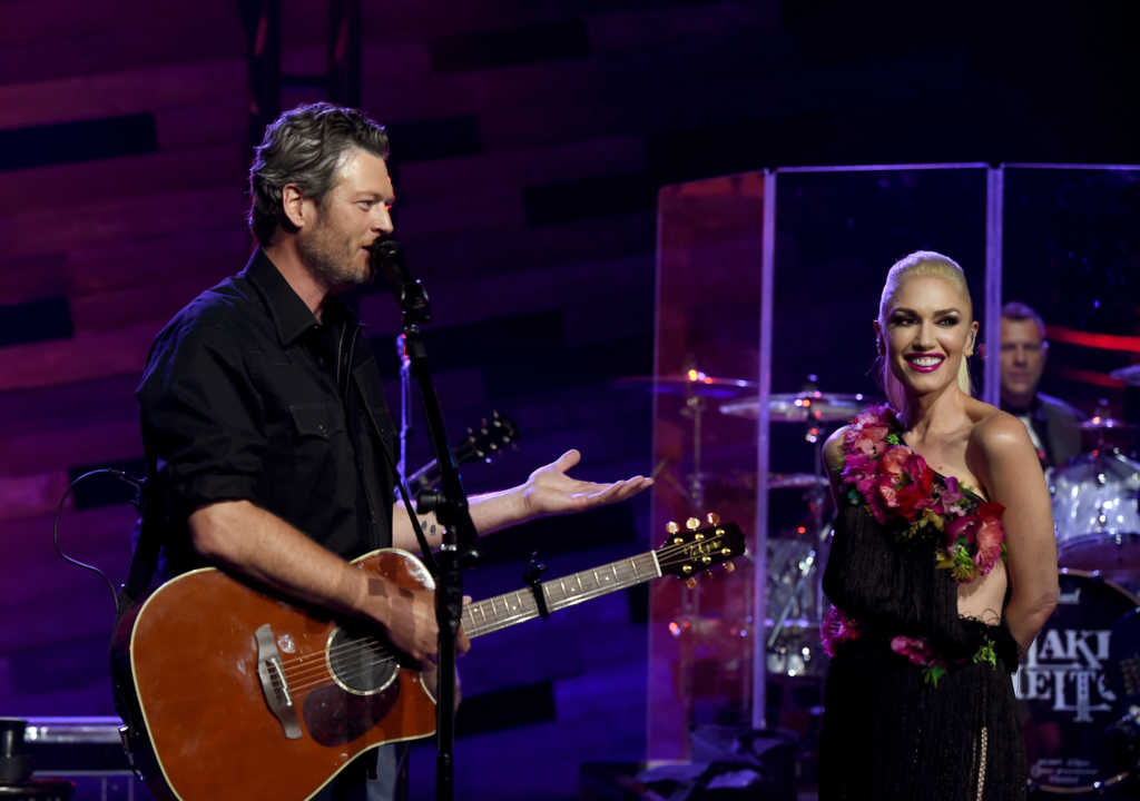 Blake Shelton & Gwen Stefani Profess Their Love In 'Nobody But You'