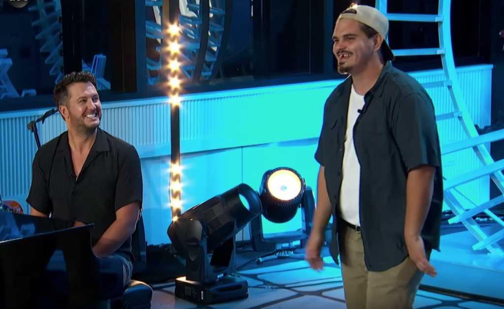 Image: Screenshot from American Idol