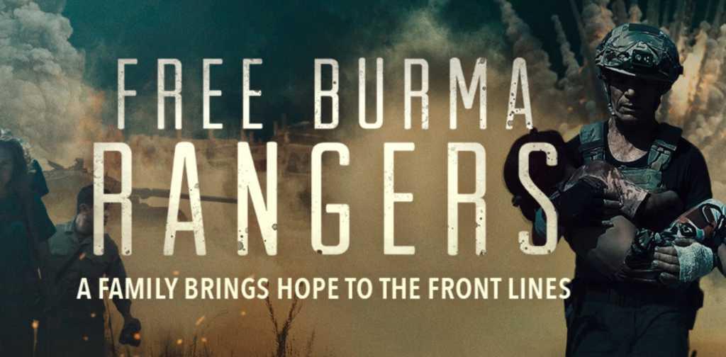 Image: Courtesy of Free Burma Rangers