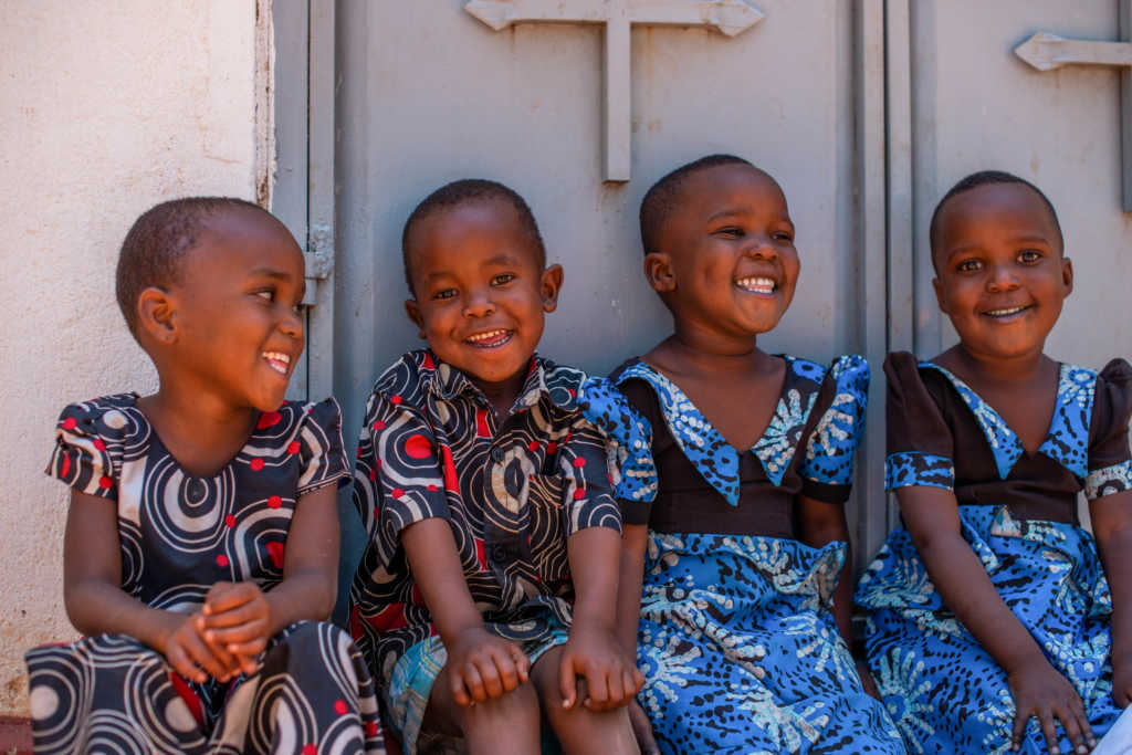 Image: Compassion International for Faithwire